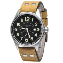 Hamilton Khaki Field Officer Auto Small Sec H70655733 Watch