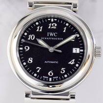 IWC Da Vinci SL Automatic black dial Klassiker Unsiex Dress...