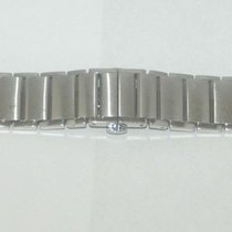 Montblanc Profile Stahl Armband 18mm Stahl/stahl Top Zustand Rar