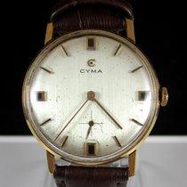 Cyma Vintage 18K Solid Gold