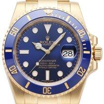 Rolex SUBMARINER DATE BLUE DIAL + NEW+ EU +