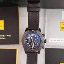 Breitling avenger Military titanio Blacksteel limited 500