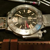 U-Boat U-42 U-42 BK RD GMT Limited Edition