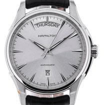 Hamilton Jazzmaster Day Date Automatic 40 Silver Dial