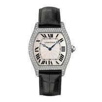 Cartier Tortue Manual Mens Watch Ref WA503851