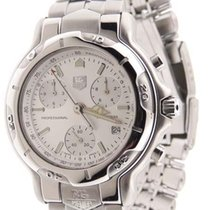 TAG Heuer SEL Professional 200m Chronograph CH1110-O SS 42mm...