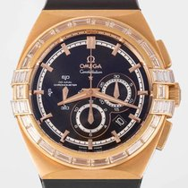 Omega Constellation Double Eagle Co-Axial