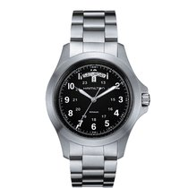 Hamilton Men's H64451133 Khaki Field King Quartz Watch