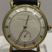 Vacheron Constantin Vintage  gold men mécanique