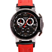 Tissot T Race Red Rubber Strap