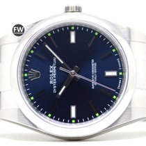Rolex Oyster Perpetual Blue 39