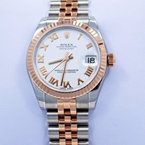 Rolex Datejust 31mm 178271 Jubilee 18k Rose Gold /ss Ladies...