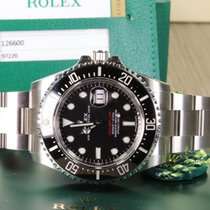 Rolex Sea-Dweller 126600 SCRITTA ROSSA BASILEA 2017
