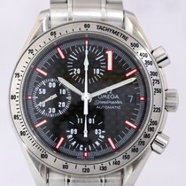 Omega Speedmaster Date Michael Schuhmacher Racing Chronograph...