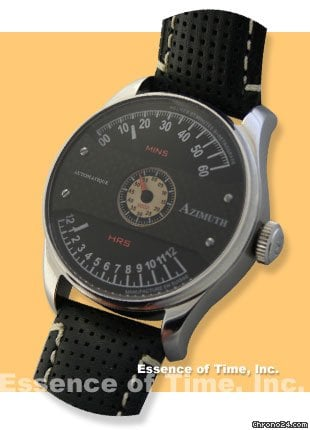 Azimuth Retrograde Bi-Retrograd