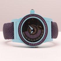 De Grisogono Tondo By Night Turquoise