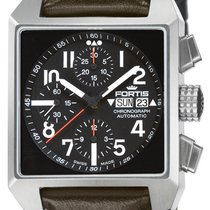 Fortis Square Chronograph