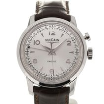 Vulcain Heritage Presidents'Watch 39 Silver-toned Dial L.E.