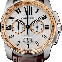 Cartier CALIBRE DE CARTIER CHRONOGRAPHE W7100043 42MM