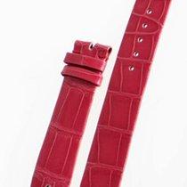 Patek Philippe purple croco strap 18mm for Ladie's Calatrava