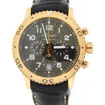 Breguet Transatlantique Tyoe XXI Chronograph 18K Rose Gold