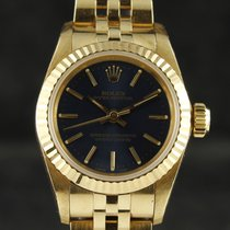 Rolex Lady Oyster Perpetual Yellow gold