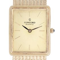 Concord 14K Yellow Gold Vintage Watch