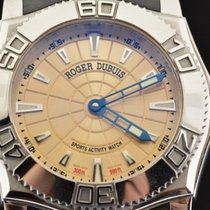 Roger Dubuis EASY DIVER STEEL & RUBBER LIMITED EDITION 888...