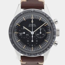 Omega Rare Vintage Speedmaster 105.003-63 / Serviced / No T Dial