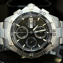TAG Heuer 2008 Aquaracer Chronograph,  CAF2010, Box & Papers