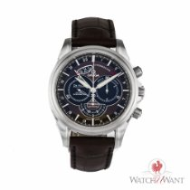 Omega DeVille Chronoscope GMT