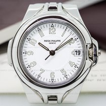 Patek Philippe 5091/1A-001 Sculpture White Dial SS (25816)