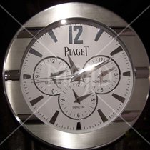 Piaget Wall Clock - Orologio da muro in acciaio