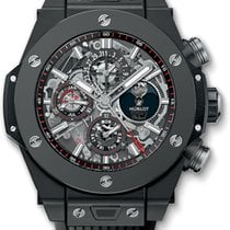 Hublot Big Bang Unico Perpetual Calendar Black Magic