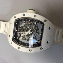 Richard Mille RM055 Bubba Watson White Titanium