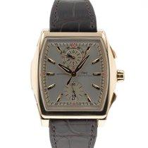 IWC Da Vinci Chronograph Rose Gold