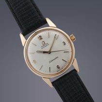 Omega Seamaster 9ct automatic watch