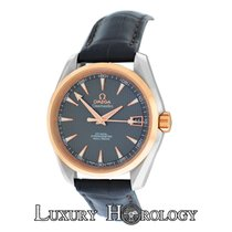 Omega Seamaster Aqua Terra  Chronometer Co Axial 150M Watch