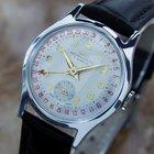 Oris 1950s Swiss Made 31mm 1950 Mens Watch First Date Pointer...