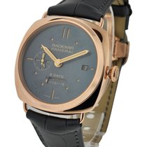 Panerai Radiomir PAM 538 8 Day GMT Oro Rosso