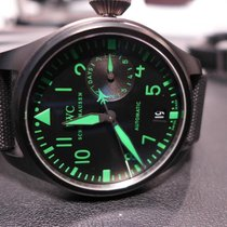 IWC BIG PILOTS TOP GUN BOUTIQUE EDITION AUTOMATIC CERAMIC...