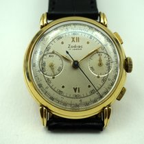 Zodiac 2 Register Chronograph Valjoux 22 Large 37 mm c.1950's