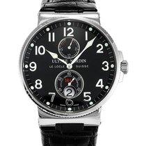 Ulysse Nardin Watch Maxi Marine Chronometer 263-66/62