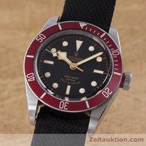 Tudor Heritage Black Bay Automatik Herrenuhr Ref. 79220r...