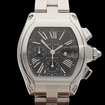 Cartier Roadster XL Stainless Steel Gents 2618 or W62019X6