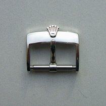 Rolex Fibbia / buckle in acciaio da mm 16