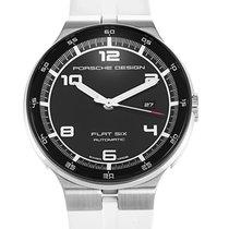 Porsche Design Watch Flat Six 6350.42.44.1256