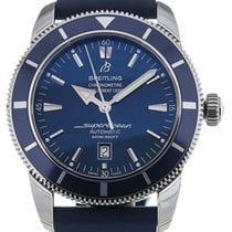 Breitling Superocean Heritage 46 Chronometer Blue Dial