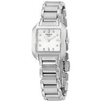Tissot Women's T02.1.285.74 T Wave Watch