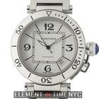 Cartier Pasha Collection Pasha Seatimer Stainless Steel 40mm...